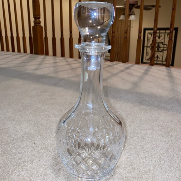 Other - Cristal Decanter for hard liquor- Great condition